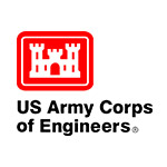 USChemicalStorage provides chemical storage services for army corps of engineers [logo].
