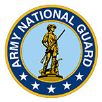 USChemicalStorage provides chemical storage services for army national guard [logo].