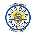 USChemicalStorage provides chemical storage services for aurora police [logo].
