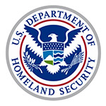 USChemicalStorage provides chemical storage services for dept of homeland security [logo].