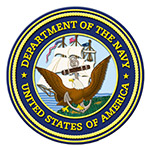 USChemicalStorage provides chemical storage services for dept of navy [logo].