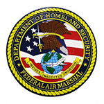 USChemicalStorage provides chemical storage services for federal air marshal [logo].