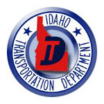 USChemicalStorage provides chemical storage services for idaho transportation dept [logo].