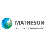 USChemicalStorage provides chemical storage services for matheson [logo].