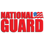 USChemicalStorage provides chemical storage services for national guard [logo].