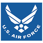 USChemicalStorage provides chemical storage services for us air force [logo].