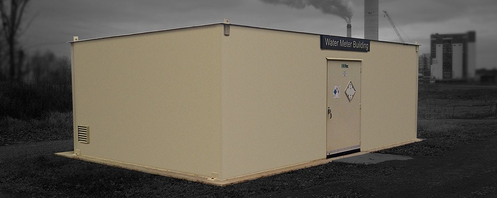 Drop Over Bulidings by U.S. Chemical Storage