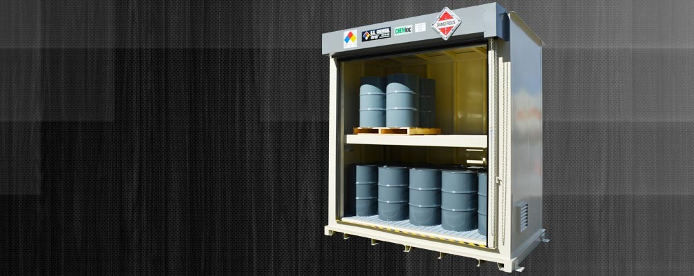 Hazmat Storage Locker U S Chemical Storage Hazmat Lockers