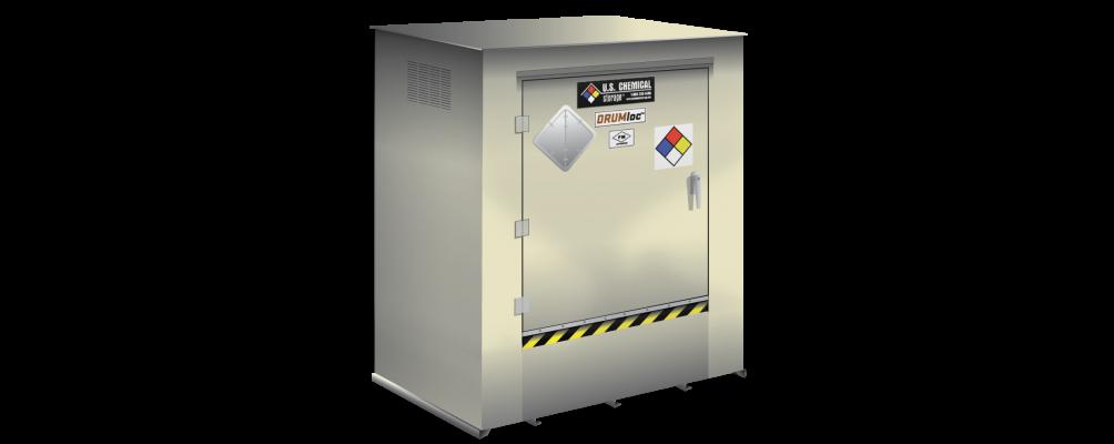 IBC Tote Storage Lockers   US CHEMICAL STORAGE