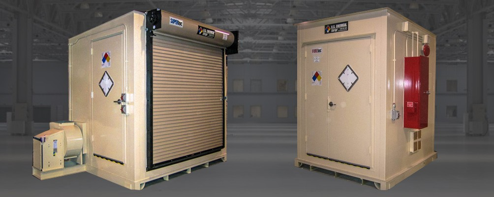 Chemical Storage Building Accessories