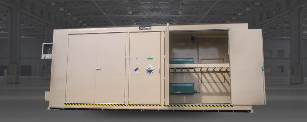 Non Fire Rated Chemical Buildings Us Chemical Storage