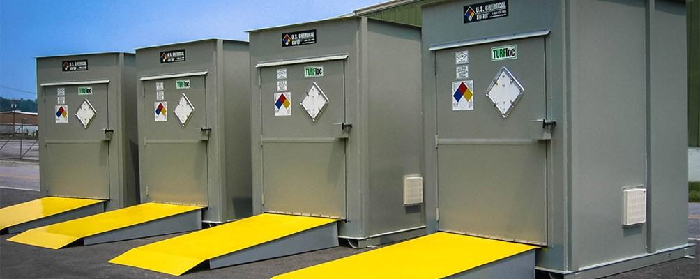 Paint Storage Buildings By U S Chemical Storage