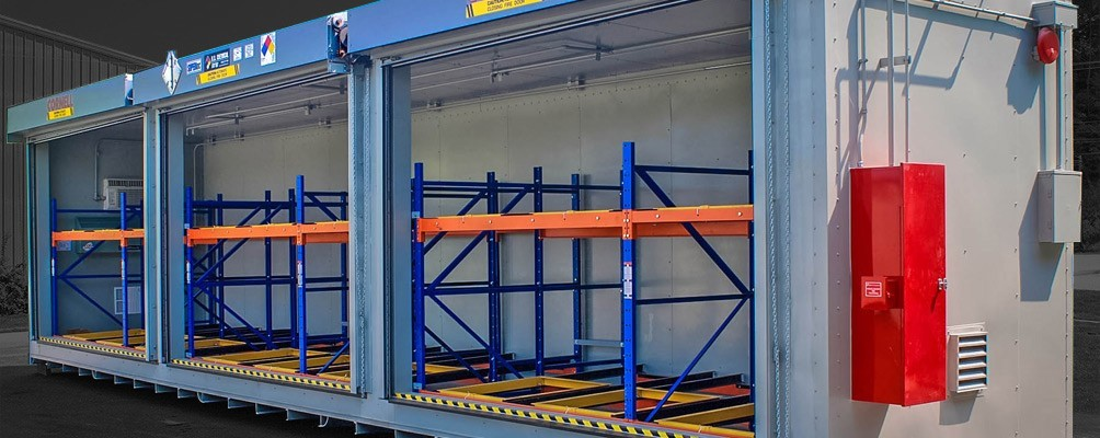Pallet and Tote Chemical Storage Building Accessories