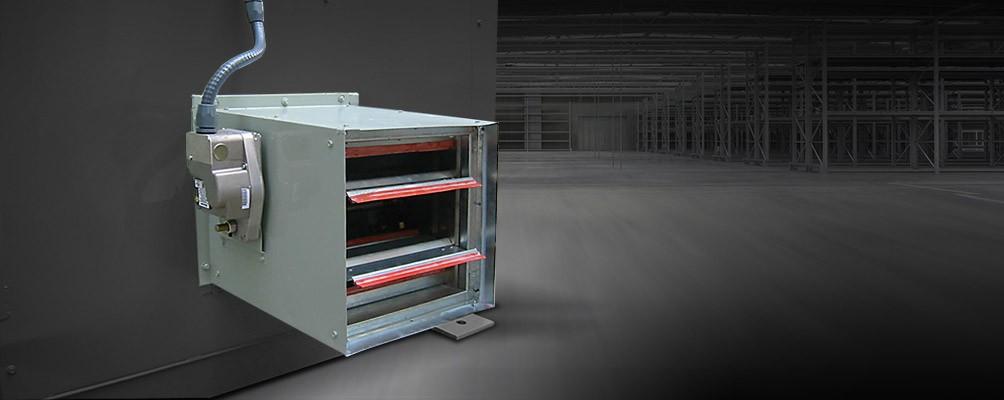 Explosion Proof Mechanical Ventilation