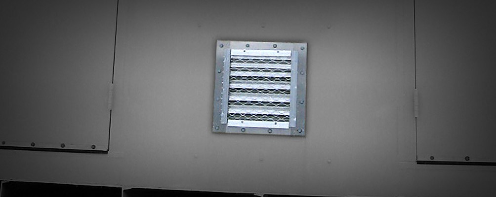 Explosion Proof Ventilation System