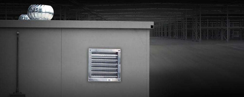 Passive Vent Style Ventilation