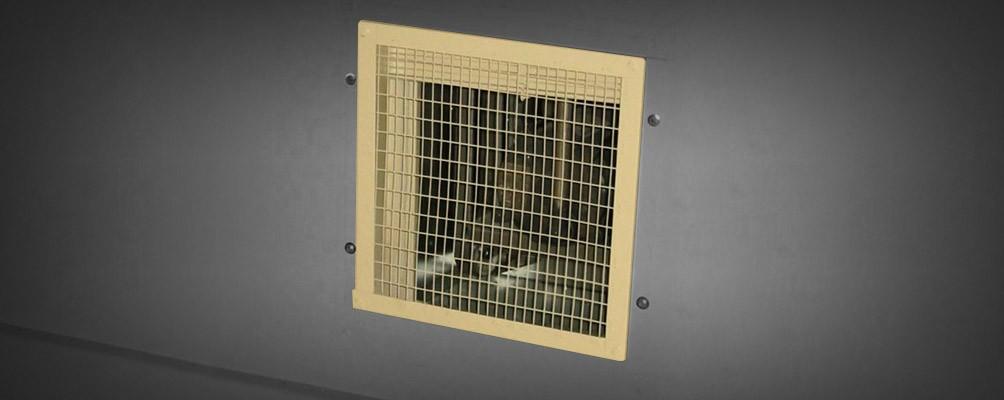 Passive style ventilation system