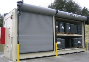 DRUMLoc Series Chemical Storage Buildings