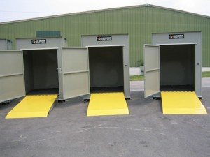 U.S. Chemical Storage compliant storage