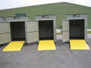 U.S. Chemical Storage compliant storage