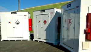 Fire Rated Chemical Storage - U.S. Chemical Storage