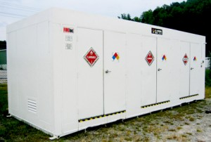 Flammables Storage - U.S. Chemical Storage