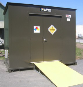 Hazardous Material Storage by U.S. Chemical Storage