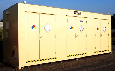 Hazardous Material Storage Building Safety News