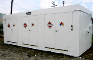 Hazardous Waste Containers by U.S. Chemical Storage