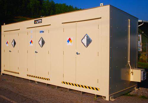 Hazardous Building Material : Hazardous waste storage building safety news
