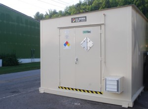 Hazmat Containers from US Chemical Storage