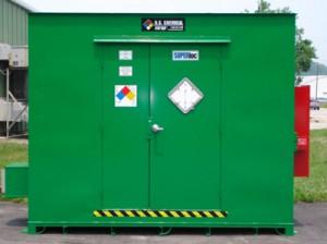 Hazmat Chemical Storage Container