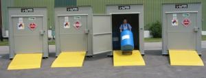 Virginia Pesticide Storage