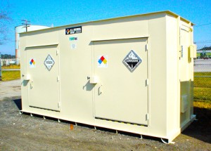 Chemical Storage Locker - U.S. Chemical Storage