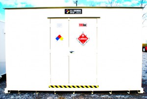 Flammable Liquid Storage Building - U.S. Chemical Storage