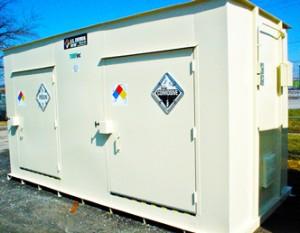 Hazmat Storage Building - U.S. Chemical Storage