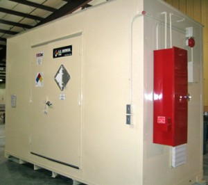 Hazmat Storage Buildings - U.S. Chemical Storage