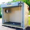 hazardous waste locker