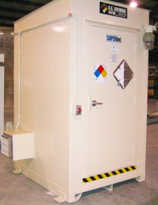 OSHA flammable storage requirements