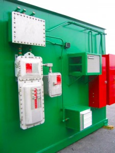 NFPA Chemical Storage Requirements