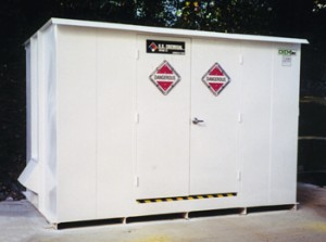 compliant drum storage