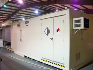 lithium battery storage buildings