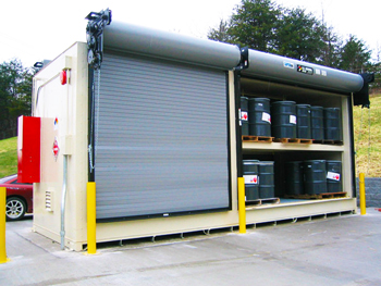 55 Gallon Drum Storage Building Safety Requirements