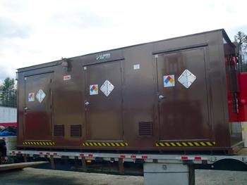 55 Gallon Drum Chemical Storage Safe Secure Compliant