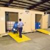 safe corrosive storage lockers