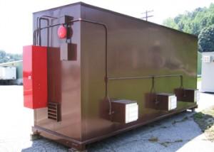 flammable storage locker
