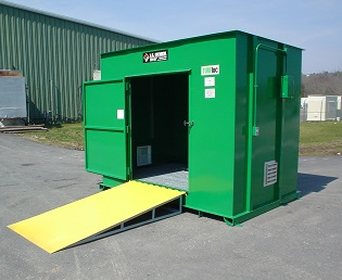 Epa Compliant Pesticide Storage Building