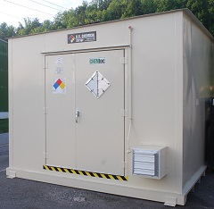 gas cylinder storage safety