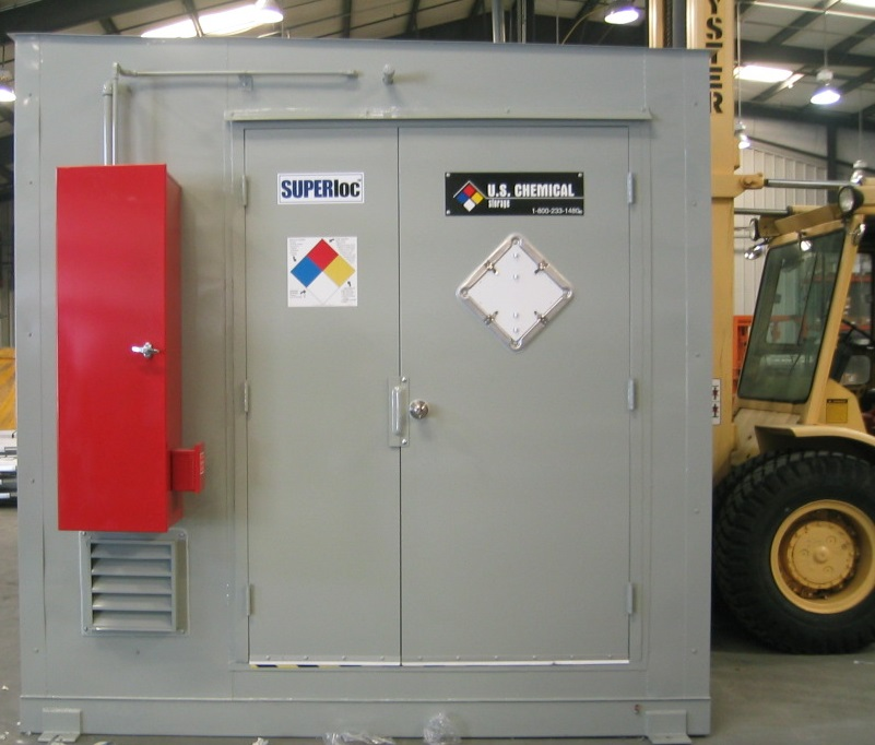 Flammable Storage Paint Lockers Meets Epa Osha Nfpa