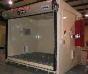 safe combustible chemical storage
